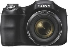 Sony Cyber-shot DSC-H200 Black 20.1MP 26x Zoom Digital Bridge Camera - 2857