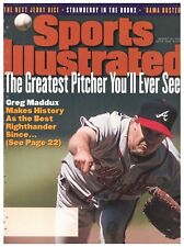 VINTAGE Sports Illustrated Magazines - Baseball (80's - Today) BAGGED & BOARDED
