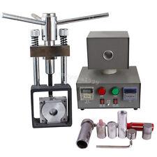 Dental Flexible Denture Injection System Machine Lab Equipment Heater Hot Press