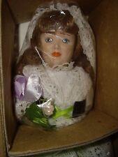 "The Danbury Mint, ""Kelly"" A Bride of Ireland Doll"