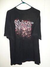 SLIPKNOT T-Shirt Band Mens 2XL - Dual Sided Graphic