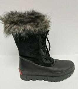 Sorel Joan of Arctic Next Winter Boots, Black, Women's 8 M