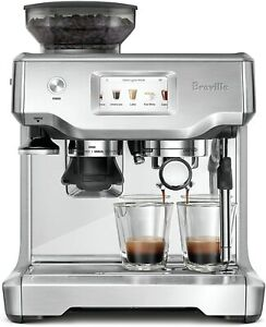 Breville - the Barista Touch Espresso Machine - Stainless Steel - BES880BSS1BUS1