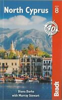 North Cyprus (Bradt Travel Guide. North Cyprus) New Paperback Book Murray Stewar