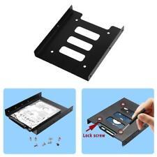 2,5 Zoll auf 3,5-Zoll-SSD HDD Metall Adapter Montage Halterung Hard Drive Dock