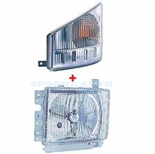 2008-2015 ISUZU NPR HD NQR Truck Headlight with Signal light  - LEFT