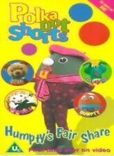 Polka Dot Shorts: Humpty's Fair Share [VHS] By Andrew Sabiston,Brunella Batti.