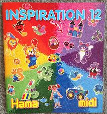 Inspiration 12 - Hama - Bügelperlen - Vorlagen - midi