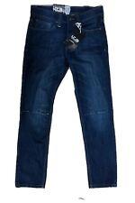 Men's Slim Fit Ripped Jeans Slim stretch by LCJ Denim