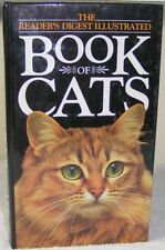 Reader's Digest Book Of Cats 1992 Vintage Hardcover History Breeds Anatomy Etc.