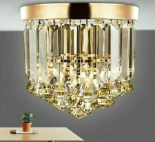 Ceiling Chandelier Crystal Light Lamps Modern Interior Home Decorations Fixtures