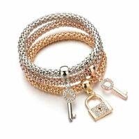 3 Best Friend Bracelet For 3 Way Person Friendship Best Friend Charm Bangle