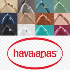 Original  HAVAIANAS Slim Crystal Women Flip Flops colors sizes 1/2 3/4 5 6/7 8