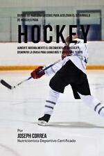 Barras de Proteina Caseras para Acelerar el Desarrollo de Musculo para Hockey...