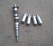 Camshaft with pushers for motorcycle URAL 750cc.(NEW)