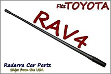 "FITS: 2001-2008 Toyota RAV4 - 13"" SHORT Custom Flexible Rubber Antenna Mast"