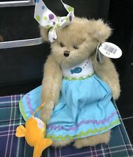 The Bearington Collection Goldie & Fish  (Spring 2010)Plush Collectible 13''