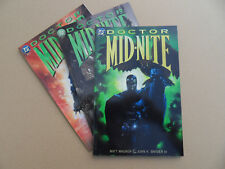 Doctor Mid-Nite 1 - 3 . Lot Complet DC 1999 . VF +