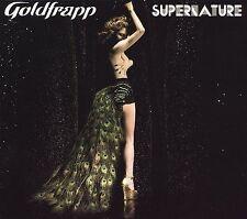 Goldfrapp: Supernature Extra tracks Audio CD