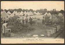 GUERRE WAR KRIEG 1914/18 CARTE POSTALE INFANTERIE LES CUISINES 1914