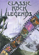 Classic Rock Legends (DVD)