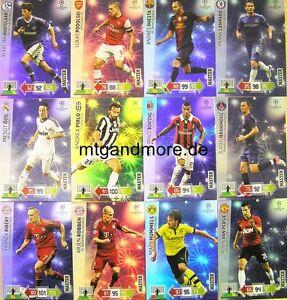 Adrenalyn XL Champions League 2012/2013 - Master aussuchen