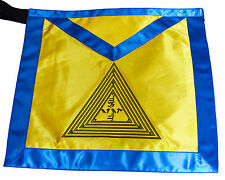 New Masonic Scottish Rite 20 degree Master Of The Symbolic Lodge Regalia Apron