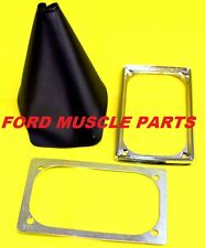 FORD FALCON XW XY GT GS  TOP SHIFTER BOOT KIT TOP LOADER