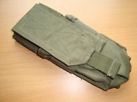 Helikon Tex Modular Rifle Mag Pouch - Olive Green Grün mit Klett - Molle MO-R01-
