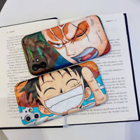 ONE PIECE Monkey D. Luffy Zoro Phone Case For iPhone 11 Pro Max  7 / 8 SE 2020