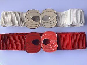 1PC Women Lady Flower Bow Dress Elastic band Stretchy Waist Belt Wrap TIE Gift