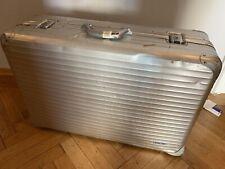 RIMOWA Koffer Reiskoffer Alu Aluminium 78x54x25 Vintage 2 Rollen