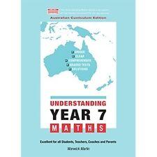 Understanding Year 7 Maths: Australian Curriculum Edition (New)