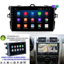2+32GB Android 9.1 Car Stereo Radio GPS Navigation For 2006-2012 Toyota Corolla