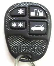 Keyless remote entry Clifford CZ57RRKO transmitter replacement controller keyfob