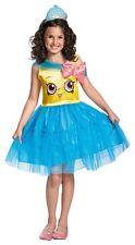 Disguise Shopkins Queen Cupcake Classic Costume One Color Medium 7-8