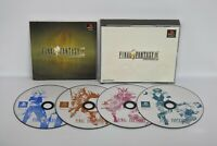 FINAL FANTASY IX 9 FF9 Ref/ccc PS1 Playstation Japan Game p1
