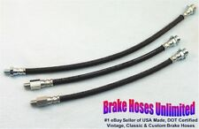 BRAKE HOSE SET Packard 400, 1955 1956