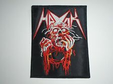 HAVOK THRASH METAL EMBROIDERED PATCH