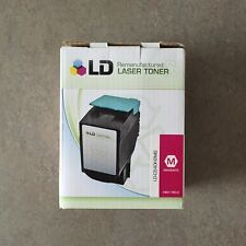 LD Products LD-C540H2MG Magenta Laser Toner Cartridge for Lexmark Printers