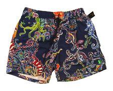 Polo Ralph Lauren Men's Multicolor Paisley Floral Print Swim Trunks $168