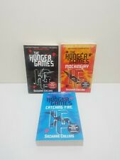 The Hunger Games Book Set by Suzanne Collins Mockingjay Catching Fire