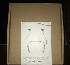 Plantronics Voyager 6200 UC Bluetooth Wireless Neckband Headset Sand NEW IN BOX