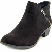 American Rag Womens Abby Almond Toe Ankle Fashion Boots, Black, Size 8.0 1hl3