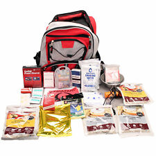 Wise Foods 5 Day Emergency / Survival Food & Supply Back Pack (Red)