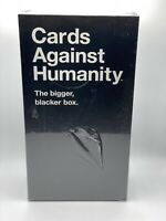 Cards Against Humanity The Bigger, Blacker Box-An Empty Storage Case-New