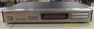 ONKYO T-403 Quartz Synthesized FM Stereo AM Tuner Receiver from Japan