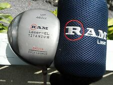 RAM Laser-EL 10 Degree Driver With Headcover and Regular Flex Graphite Shaft