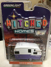 Greenlight 1/64 Hitched Homes Shasta 15' Airflyte Travel Trailer 34010