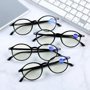 Anti Blue Light Reading Glasses Women Men Full Rim Glasses Computer Presbyopia
